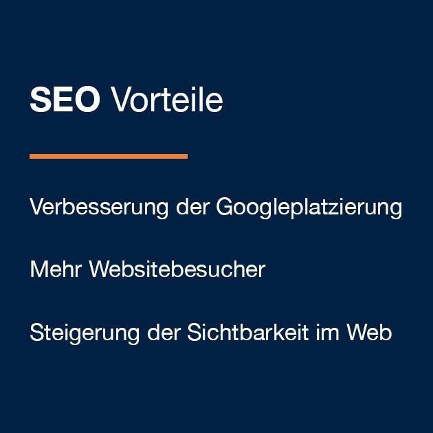 SEO Wolfsburg - Kundenvorteile